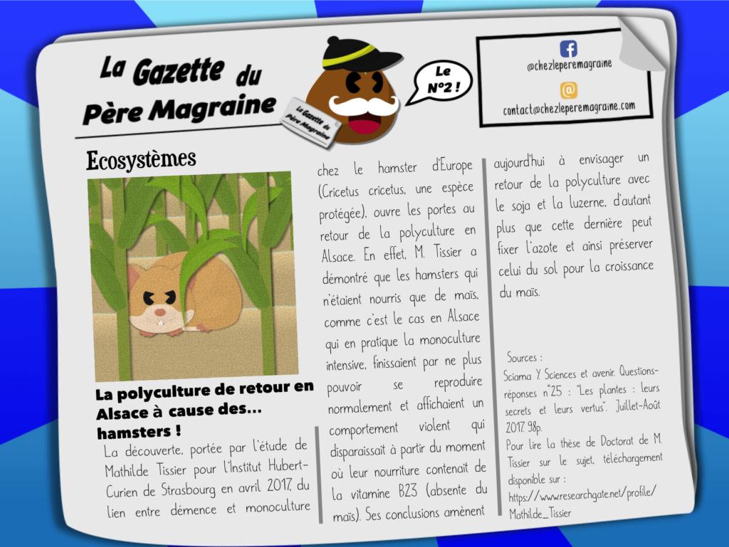 Gazette du Père Magraine n°2 - Polyculture Alsace_2