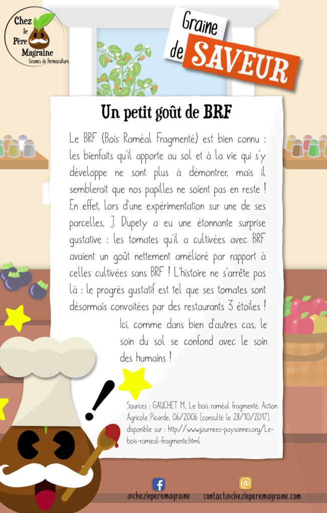 Graine de Saveur - BRF