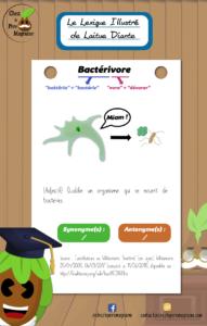 Lexique Illustré Bactérivore