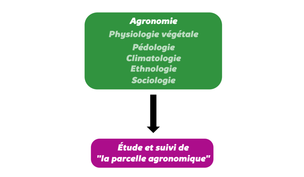 L'agronomie systémique Objet6